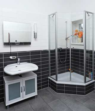 Carreleur dans les vosges 88 pose de carrelage faience - Carreler une salle de bain ...